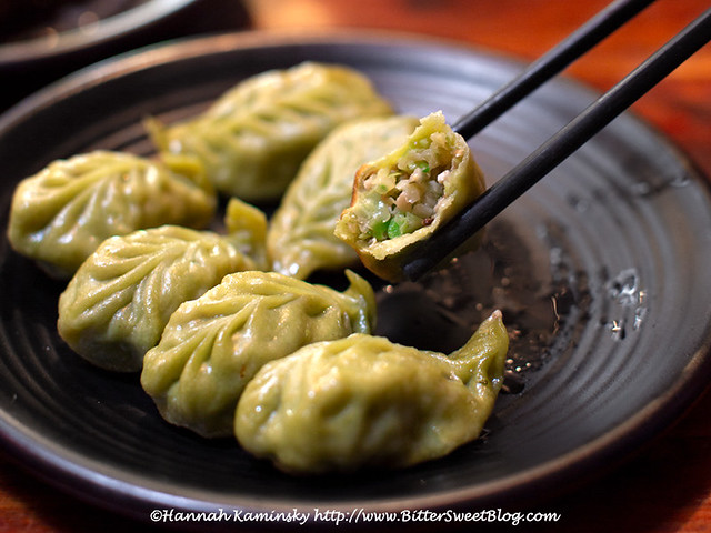 Imperial Tea House - Vegetable Pot Stickers