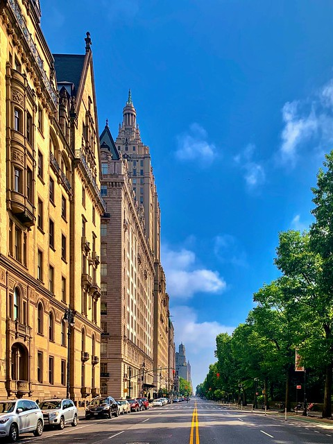 Central Park West Manhattan