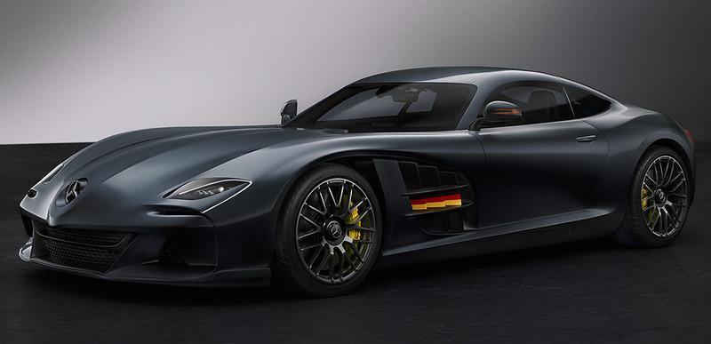 Mercedes-SLR-AMG-Concept-Design-1