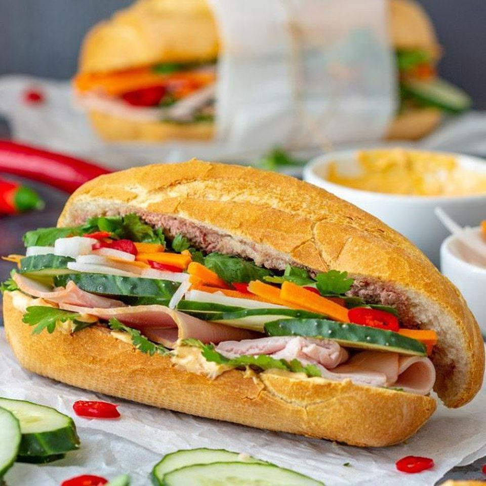 Viet Nam Bread