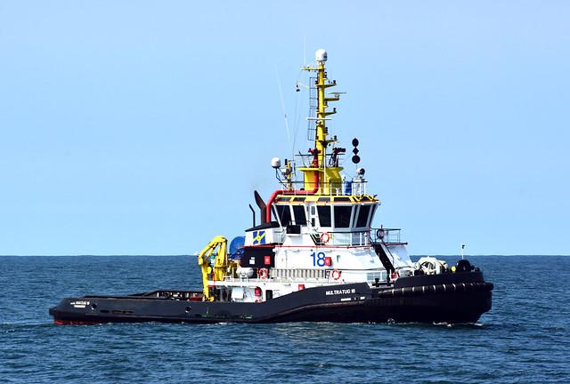 IMO 9492880 Multratug 18 NL 200610 Noordzee 1009