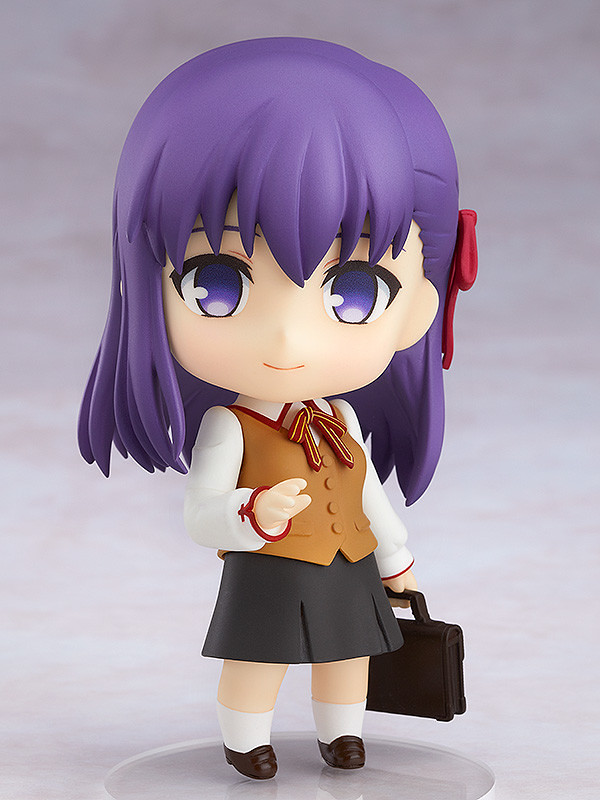 【GOODSMILE 線上商店限定】黏土人《Fate/stay night [Heaven's Feel]》間桐櫻