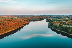 Lake | Alytus county aerial