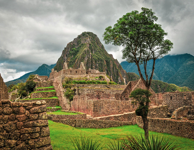 Machu Picchu, Peru  マチュピチュ、ペルー (Explored 7 / vii / 20)