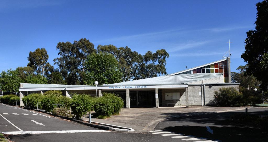 Holy Family Catholic Church, Bangor, Sydney, NSW.