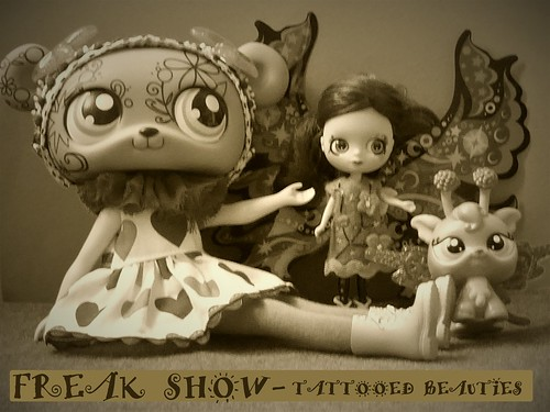 BaD Jul 6, 2020 - Freak Show | by penelopephotoshop
