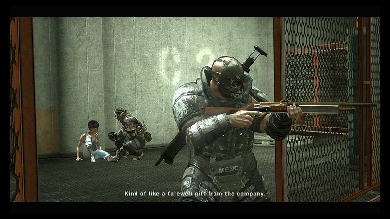 Army of Two - Rescuing Alice