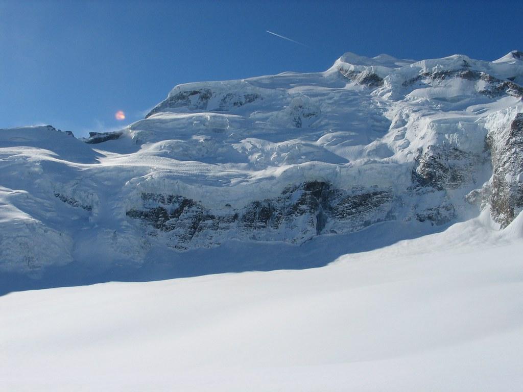 Tournelon Blanc - Cab. Panossiére Walliser Alpen / Alpes valaisannes Schweiz foto 05