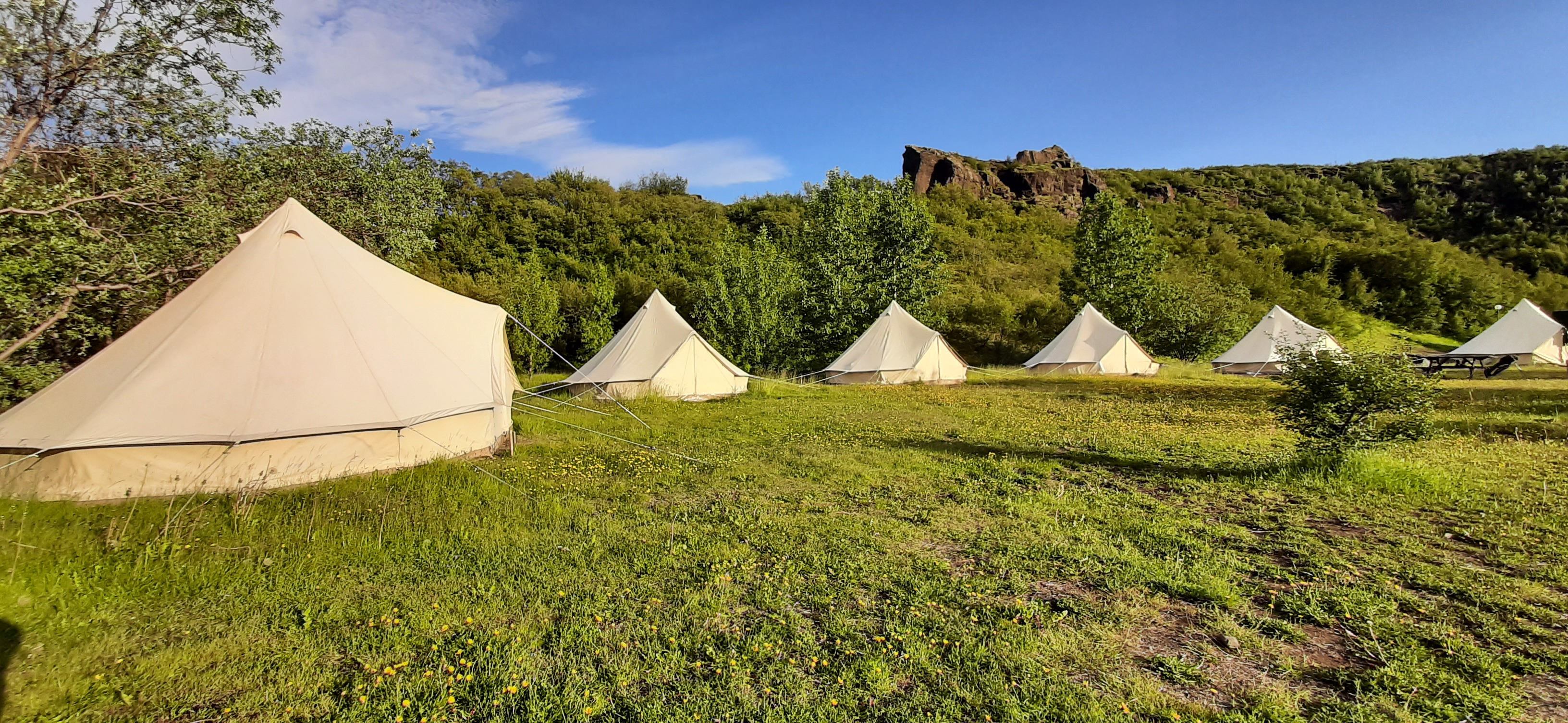 Húsadalur-Volcano Huts, Thorsmork