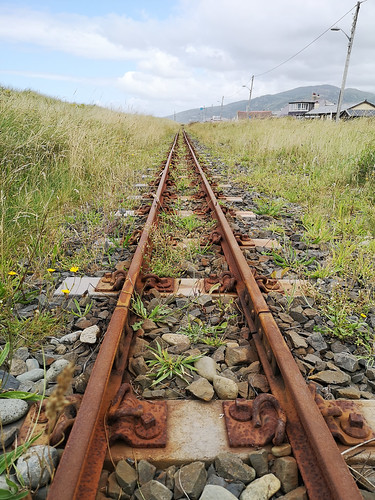 Miniature railway line