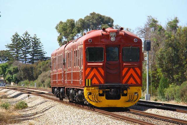 Return of the Redhens on Port Line