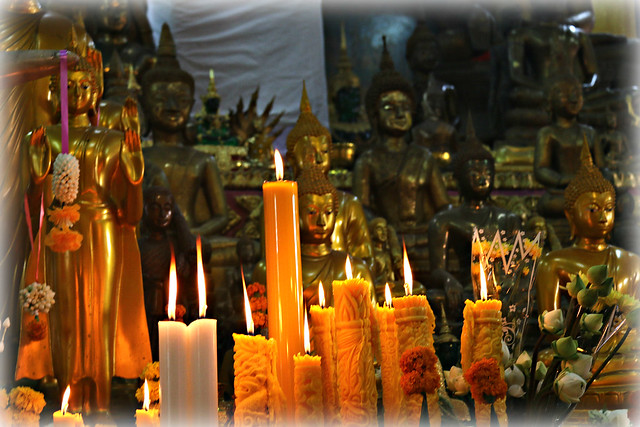 Boun Khao Phan Sa, Wat Si Muang