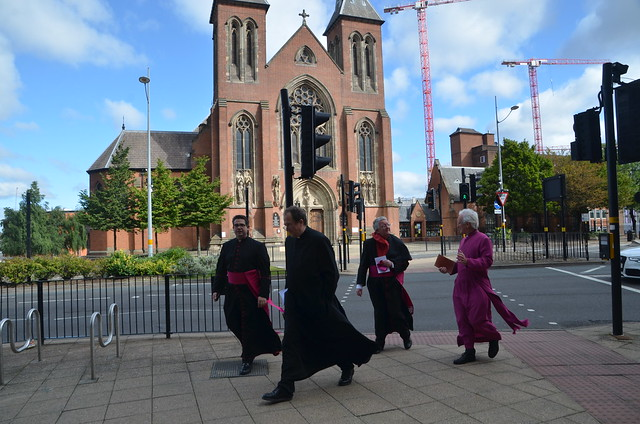Ecumenical Prayer at Birmingham's two Cathedrals