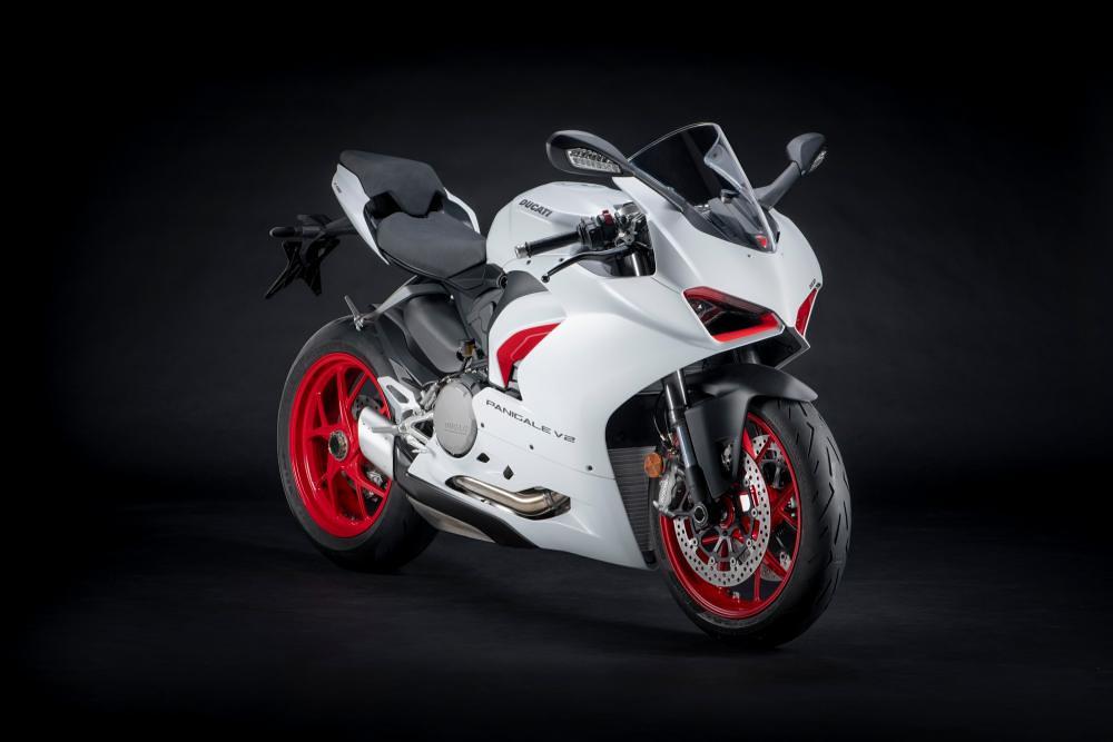 Ducati Panigale V2 2020 FR