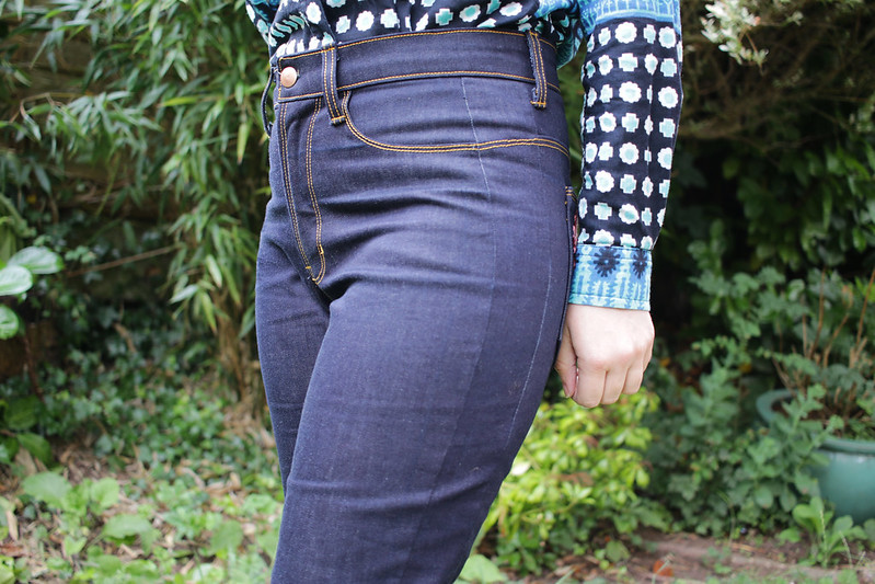 Closet Case Patterns Ginger Jeans