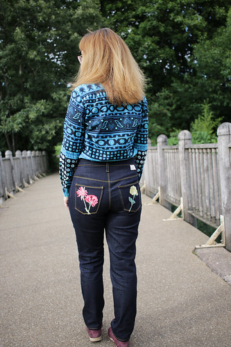 Closet Case Patterns Ginger Jeans | by English Girl at Home