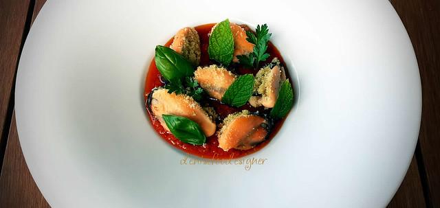 Cozze ripiene - Stuffed mussels