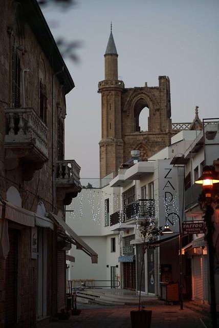 Famagusta (Ammochostos/Mağusa)