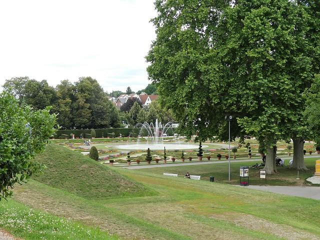 Blühendes Barock Ludwigsburg