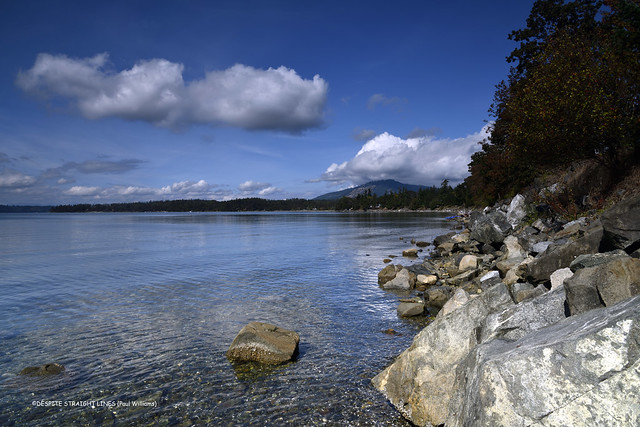 Patricia Bay (North Saanich on Vancouver Island, BC)DSL