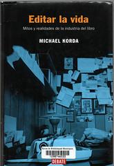 Michael Korda, Editar la vida