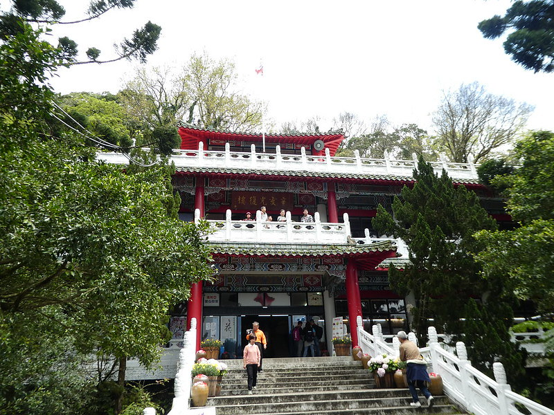 Temple, Yangmingshan National Park