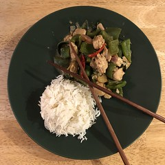 #ThaiStyle #Basil #Chicken #homemade #Food #CucinaDelloZio -