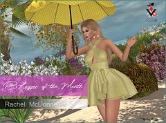 Virtual Diva -  Blogger of the month June