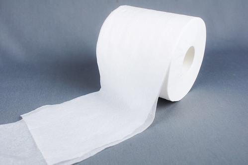 トイレットペーパーのズレの直し方