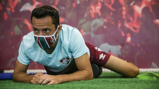 Treino do Fluminense - 06/07/2020