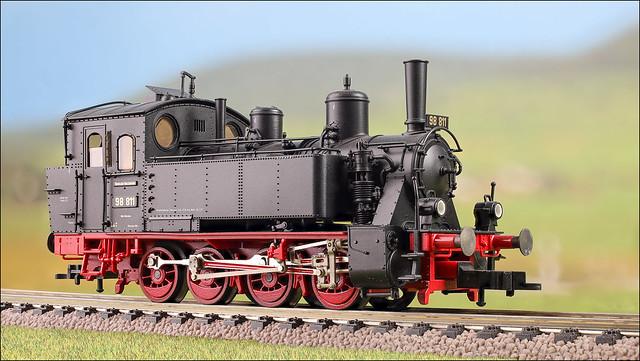 Baureihe 98 der Deutschen Reichsbahn