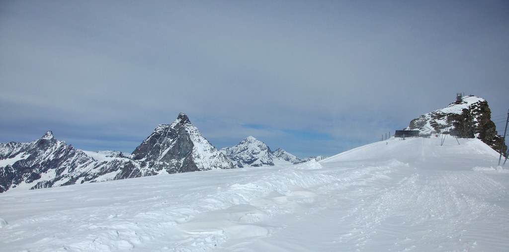 Breithorn - Zermatt Walliser Alpen / Alpes valaisannes Switzerland photo 23