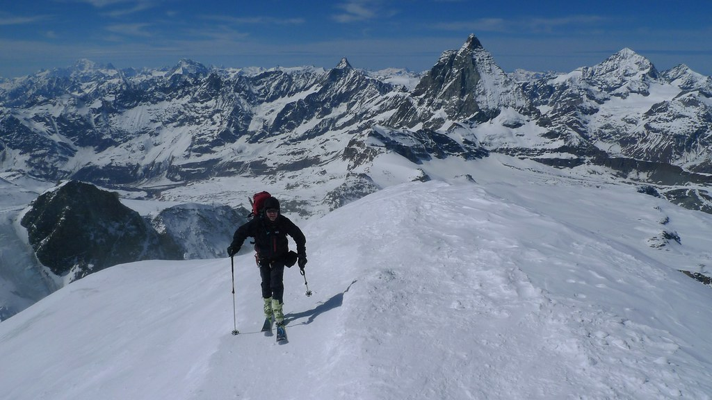 Breithorn - Zermatt Walliser Alpen / Alpes valaisannes Switzerland photo 30