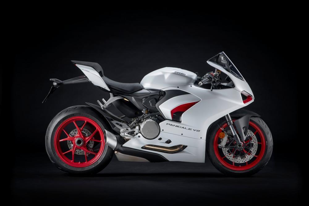 Ducati Panigale V2 2020 SR