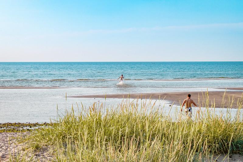Beaches in Denmark