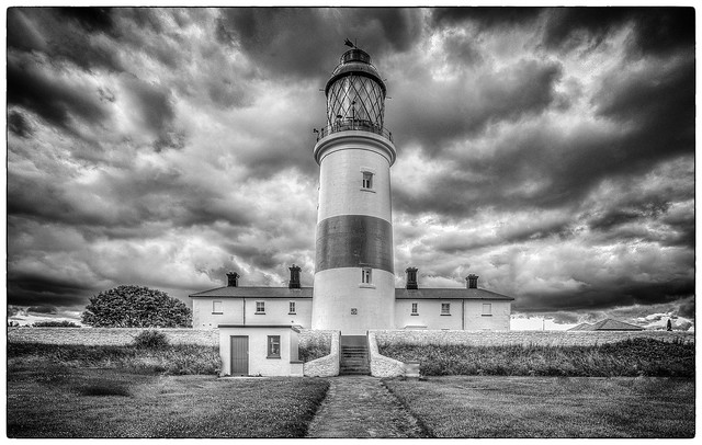 Souter Point lighthouse