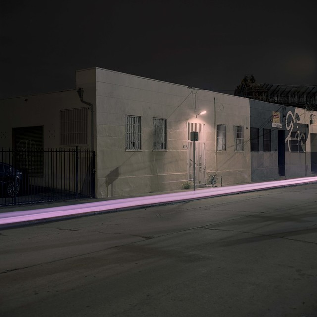 Car light industrial