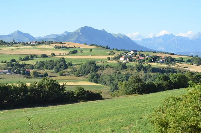 Le hameau de Saint-Laurent
