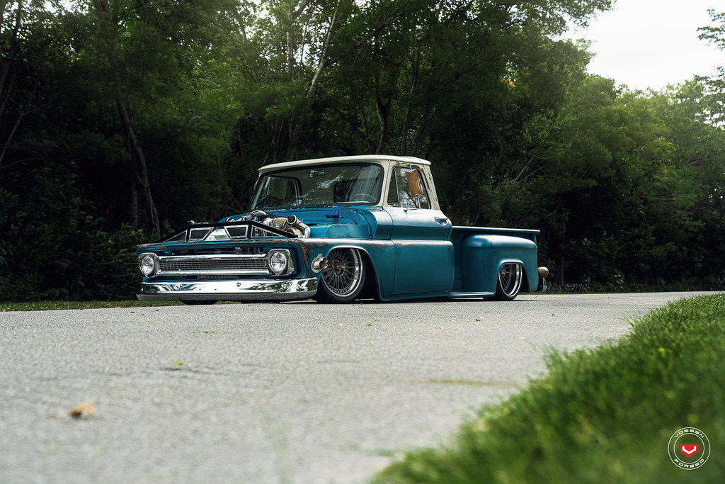 Chevrolet C10 Truck Era Series Era 3 3 Piece Vos Flickr