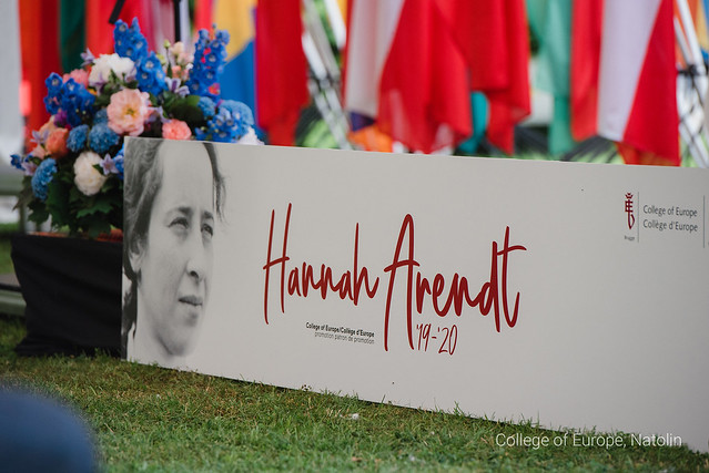 Natolin Graduation Ceremony for the Hannah Arendt Promotion 2019/2020