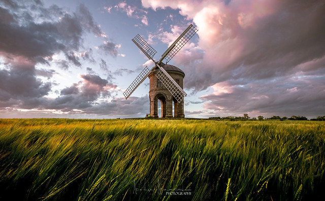 Chesterton Windmill - push it to explore haha