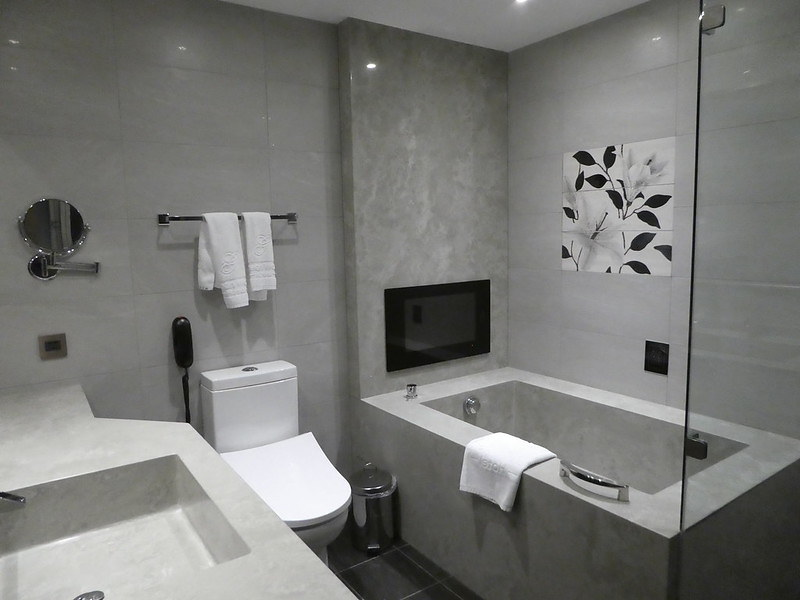 Green World Grand Nanjing Hotel bathroom
