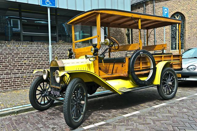 Ford Model T Depot Hack 1914 (3170)