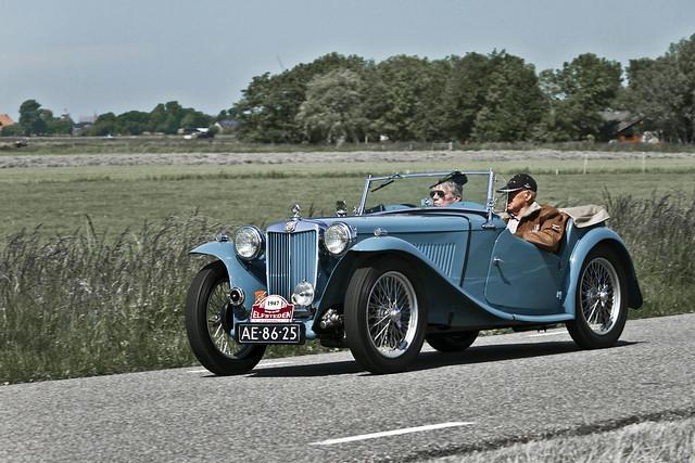 MG TC Midget 1947 (5374)
