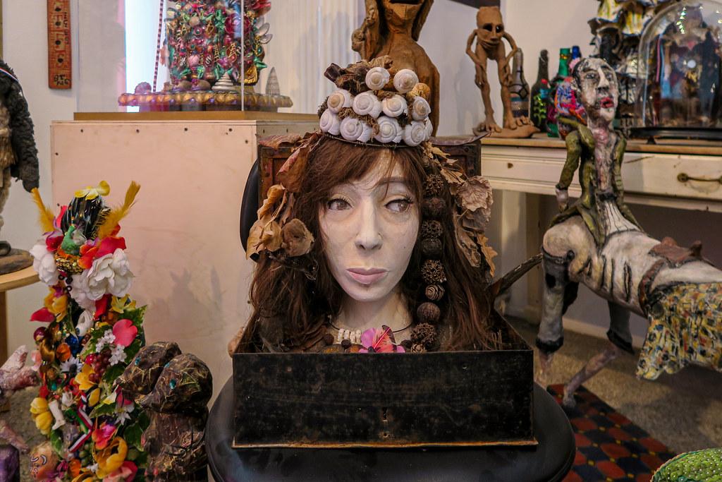 LE COEUR AU VENTRE - Art et Marges Museum