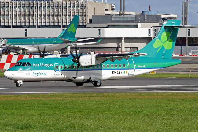 Aer Lingus Regional (Stobart Air) ATR 42-600 EI-GEV