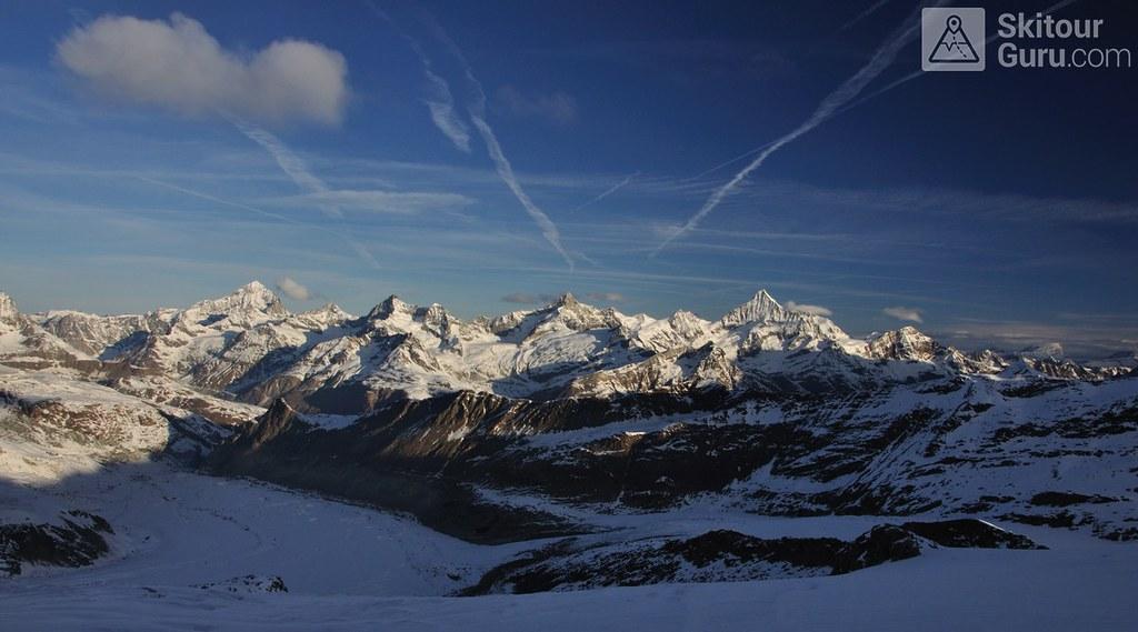 Signalkuppe / Punta Gnifetti Walliser Alpen / Alpes valaisannes Switzerland photo 04