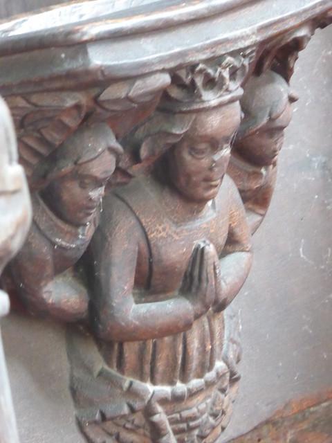 Medieval misericord