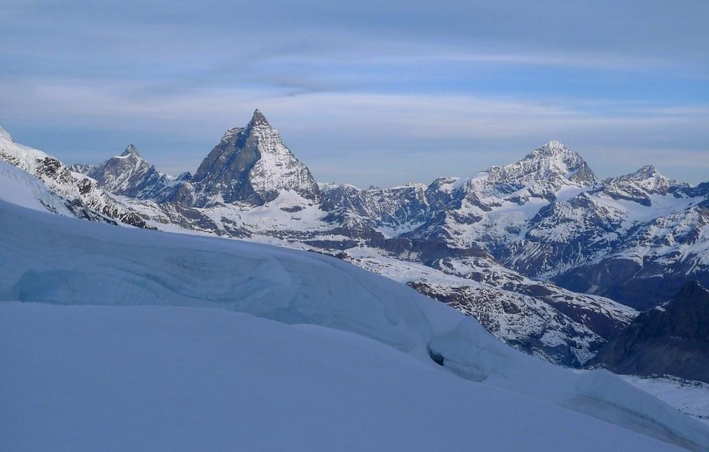 Signalkuppe / Punta Gnifetti Walliser Alpen / Alpes valaisannes Switzerland photo 14