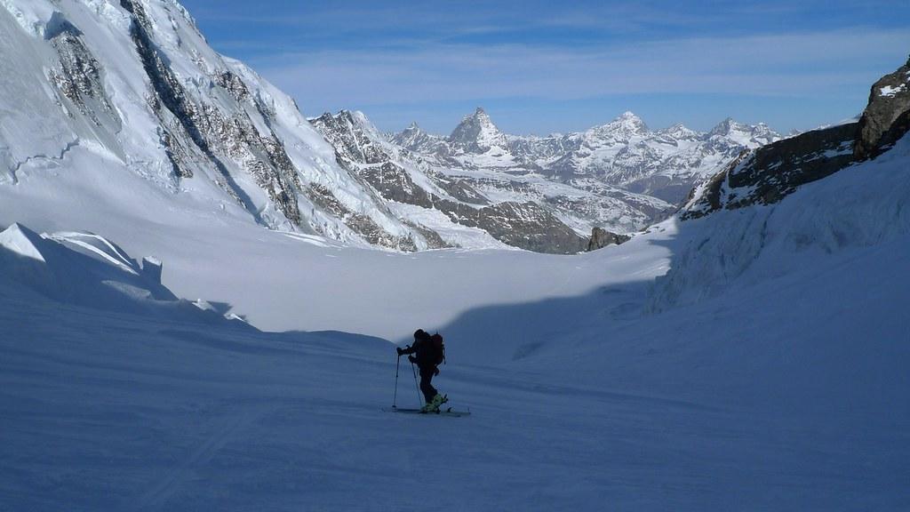 Signalkuppe / Punta Gnifetti Walliser Alpen / Alpes valaisannes Switzerland photo 23